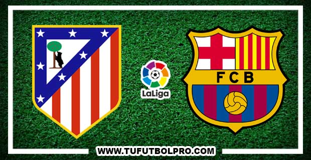 Ver Atlético Madrid vs Barcelona EN VIVO Por Internet Hoy 26 de Febrero 2017
