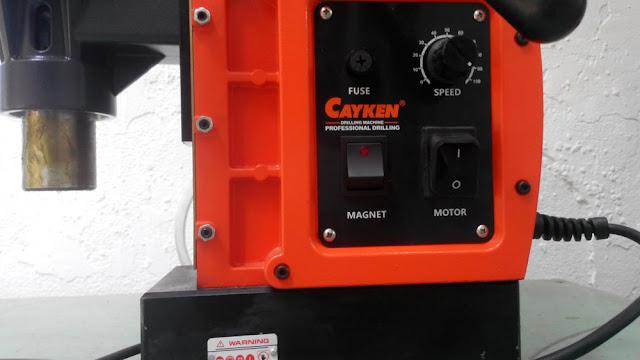 Máy khoan từ giá rẻ Keyken SCY-68HD