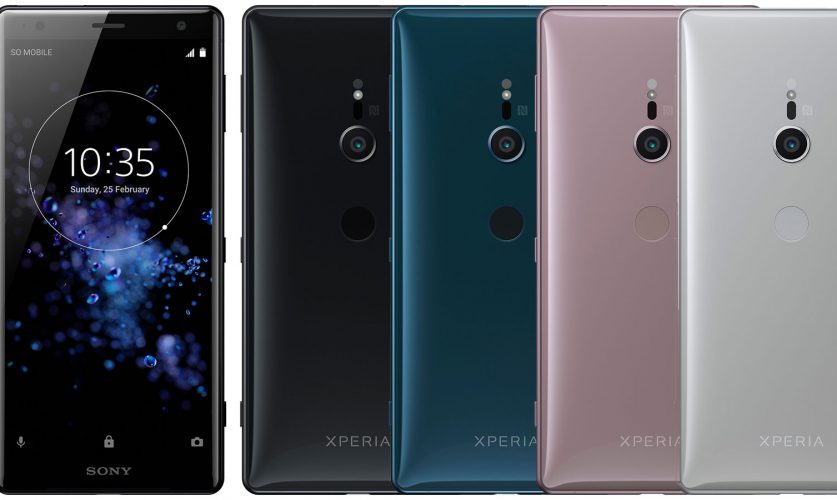Sony Xperia XZ2 and XZ2 Compact now available for pre-order in Europe