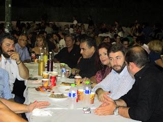 Ο Νίκος Ανδρουλάκης στη Γιορτή Τσικουδιάς των Κρητών Πετρούπολης