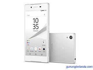 Cara Flashing Sony Xperia Z5 Compact E5823 Via Flashtool