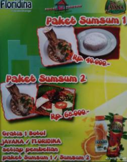 Nikmati Kenikmatan Wisata Kuliner Bogor Rumah Sum Sum