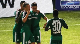 Παναθηναϊκός - ΑΕΚ 3-0