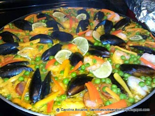 Paella Cooking Class