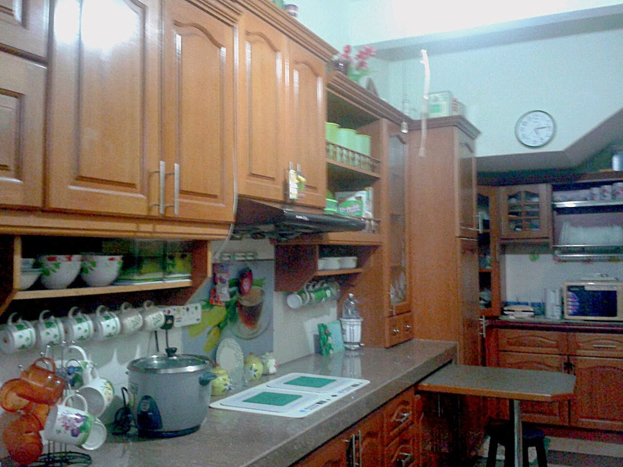 Rencah Kehinku Kemas Dan Hijaukan Dapur