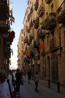 Carrer de Fernaldina  (Barcelona) per Teresa Grau i Ros