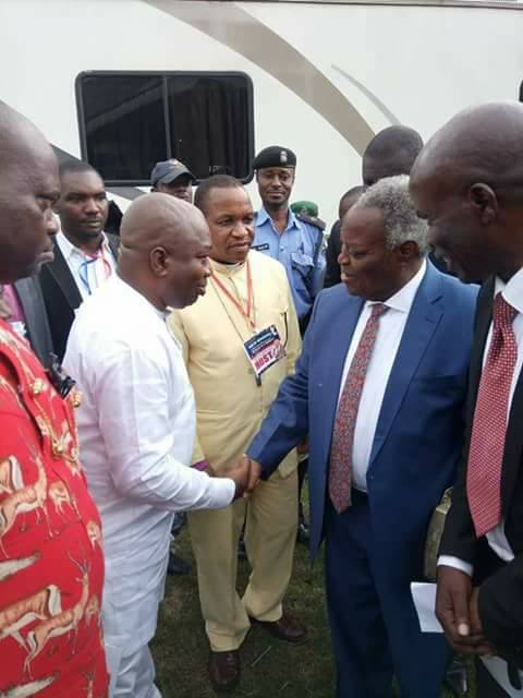 » 5000 Cultists Give Their Lives To Christ At Kumuyi's Crusade In Ogoni Rivers «