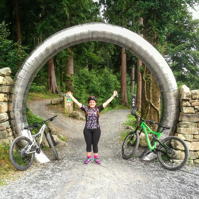 FitBits | Mountain biking in Wales | Coed Y Brenin