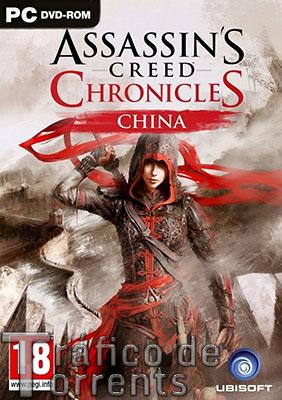 Baixar a Capa Assassins Creed Chronicles China PC