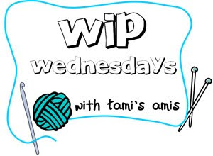 WIP Wednesday, and revealing the stash (4/4)