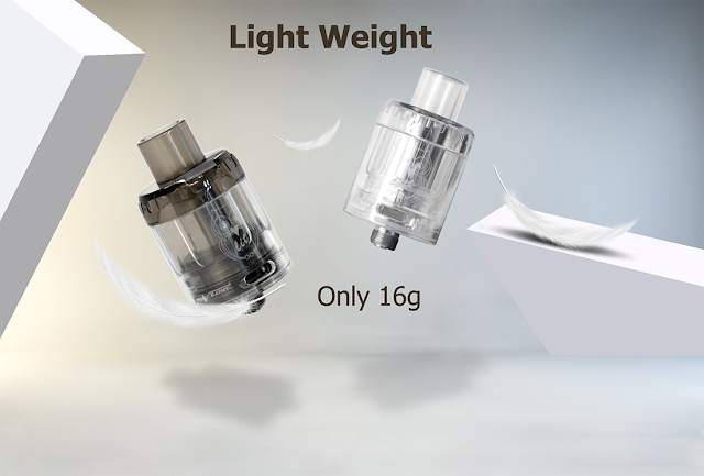 What Will You Get from Vzone Preco DISPOSABLE Mesh Tank