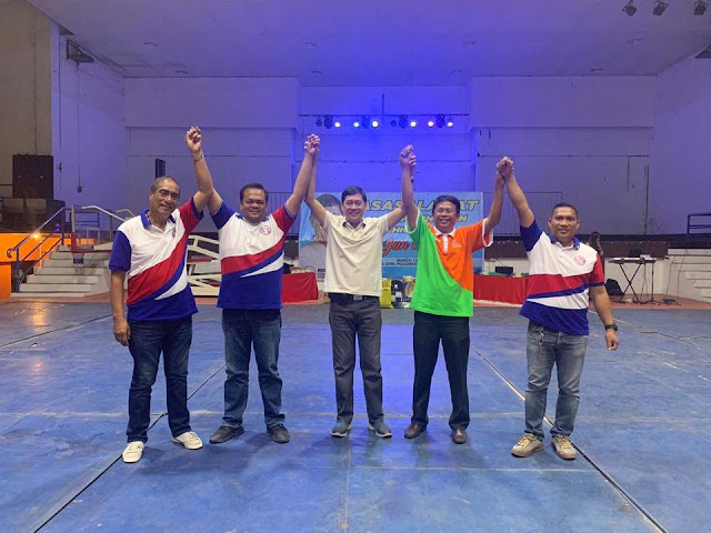 Congressman Acharon endorses Jun Tamayo for South Cotabato governor