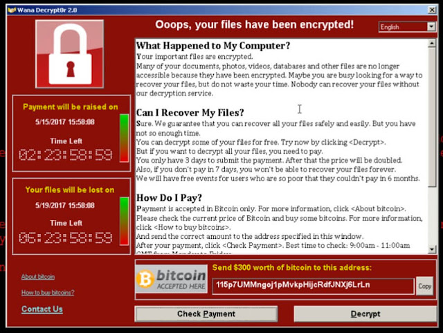WannaCry Ransomware attack and Solutions