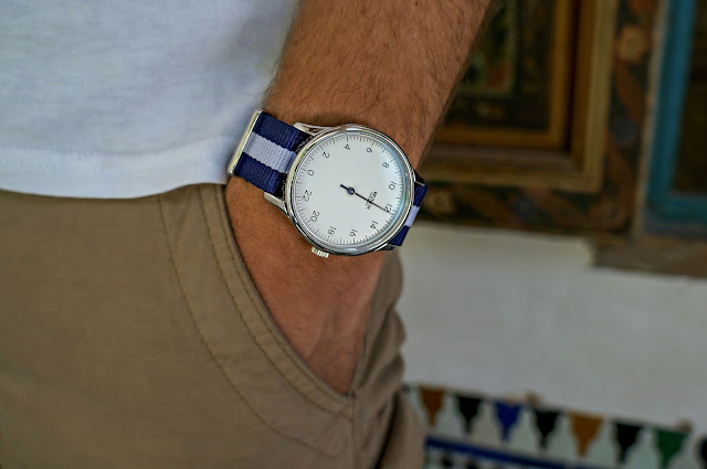 Wundrwatch - ' Let's change the way we see time' mit einer edlen Einzeigeruhr | Kickstarter Tipp
