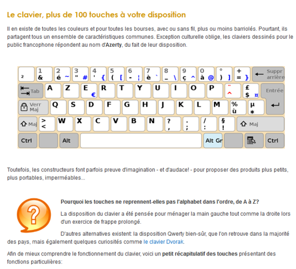 Cours d informatique - Windows 7