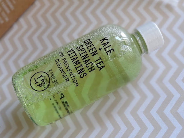 Youth To The People Age Prevention Cleanser Review, Photos