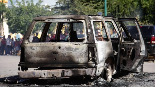 Joven quemado vivo en Puebla era estudiante de Derecho en Veracruz