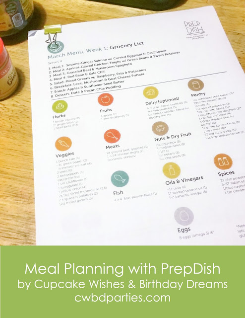 Cost Saving and Easy Meal Planning with Prep Dish