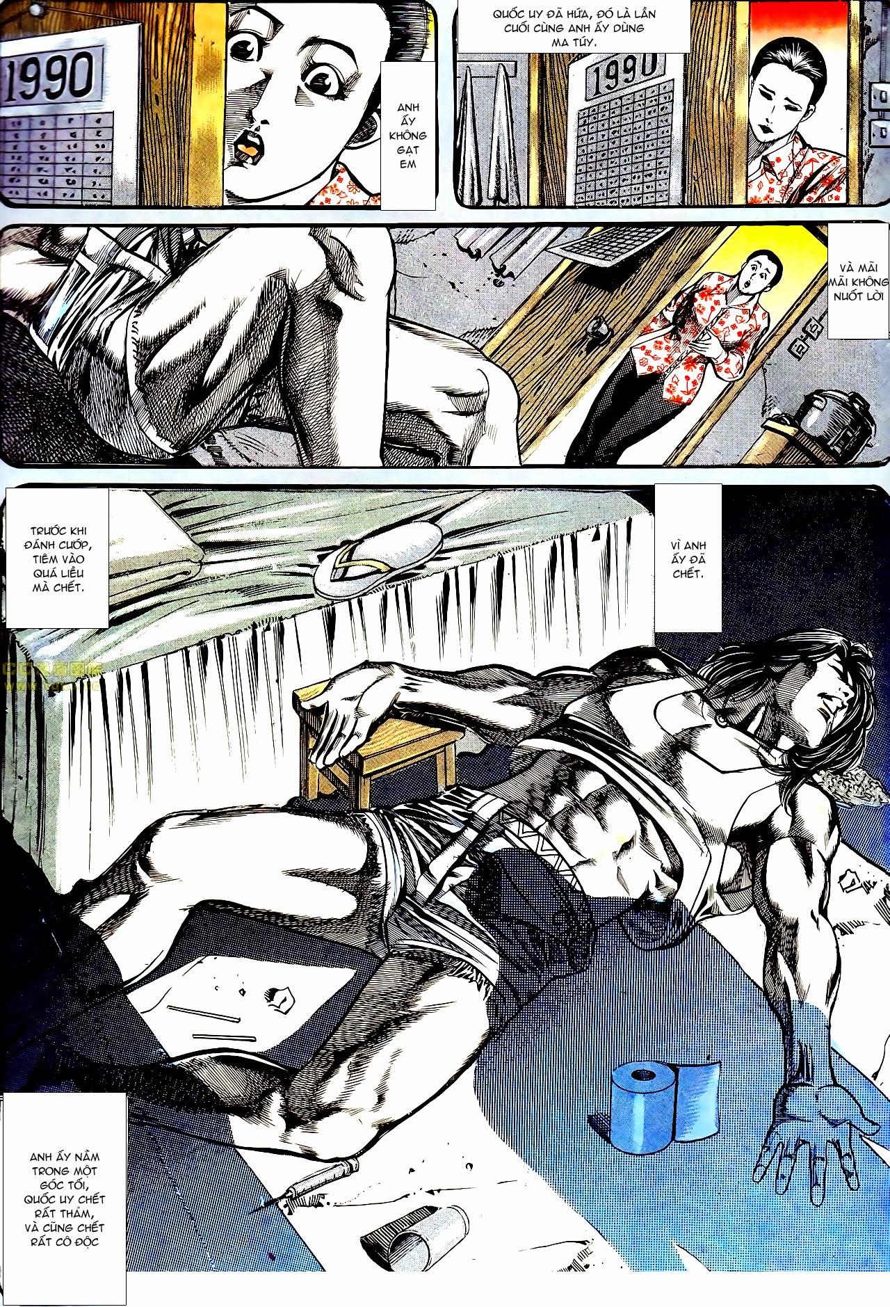 Người Trong Giang Hồ chapter 134: tấn công bảo nhi trang 32