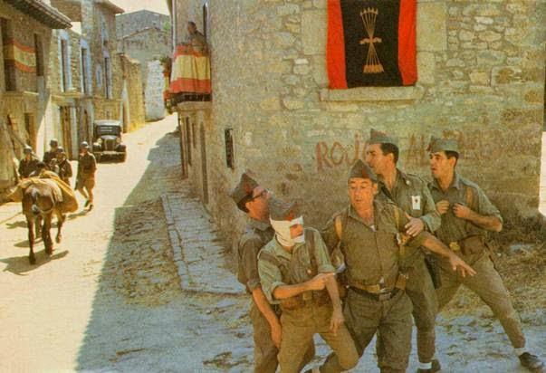 La vaquilla - Luis García Berlanga - 1985 - Cine Español - Cine Bélico -Comedia - el fancine