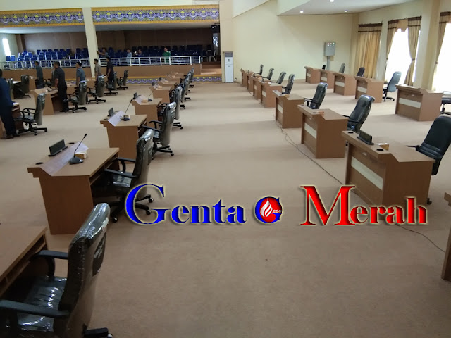 DPRD Mesuji Mangkir Lagi, Paripurna LKPj Bupati Gagal Digelar