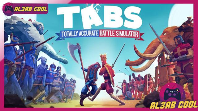 تحميل لعبة تابز TABS 2020 من الميديافاير
