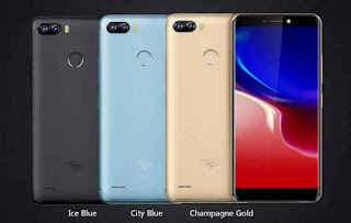 Itel P32 Comes With 4000mAh Battery, Android Oreo (Go Edition)