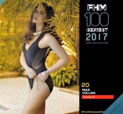 Here Are The Top 50 Sexiest Women In The Country As Officialy Ranked By FHM! Take A Look!