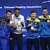 Rubén Limardo se cuelga la medalla de plata en el Mundial de esgrima en China