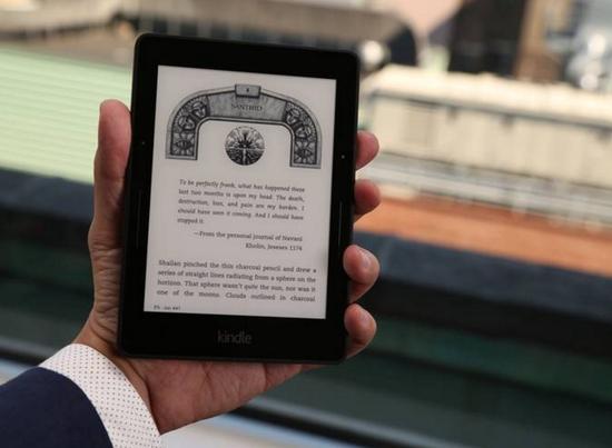 傳亞馬遜Kindle將配備太陽能充電外殼