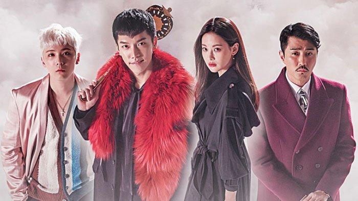 Download Drama Korea A Korean Odyssey Batch Subtitle Indonesia