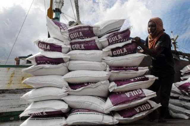 Komisi VI: Rencana Pemerintah Impor Gula 3,6 Juta Ton Harus Dievaluasi