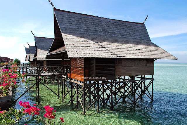 Water Villas Kapalai Island