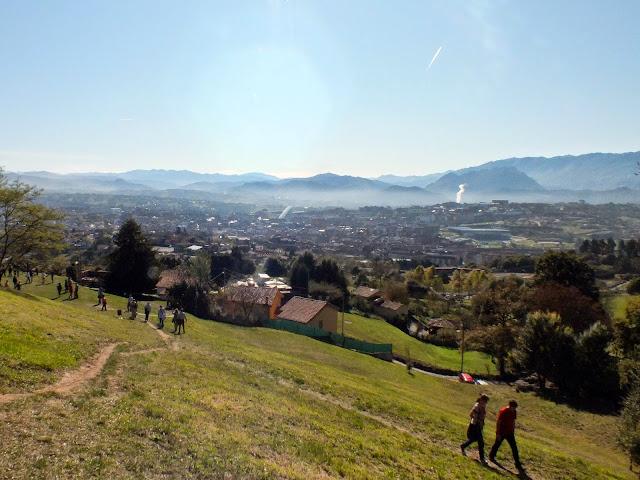 Monte Naranco en Oviedo