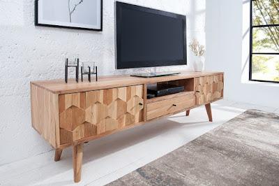 tv stolíky Reaction, dizajnový nábytok, nábytok z masívu