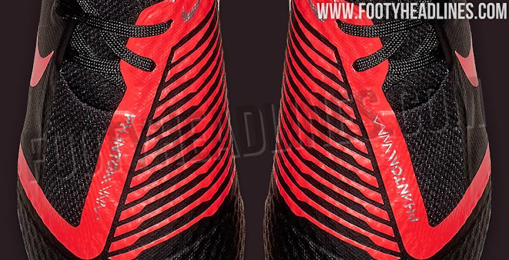 5027773aa Black   Red  Inverse  Nike Phantom Venom Boots Released - No High-End  Version