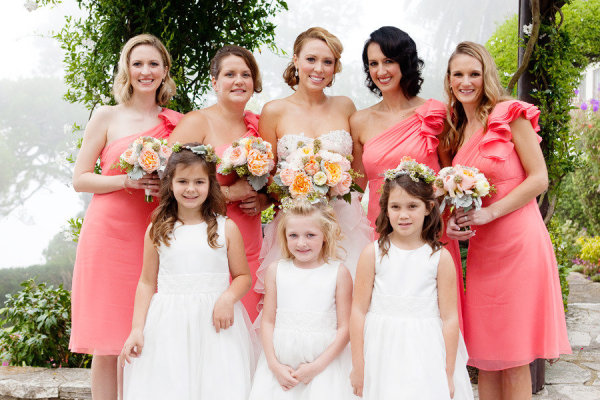Shop Joielle: Real Weddings Round-Up: Take It On The Shoulder