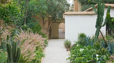 Al sur de Marruecos. Jardines de Dar al Hossoun