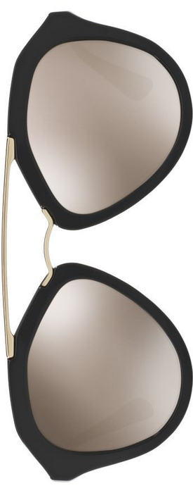 Prada 54MM Pilot Sunglasses