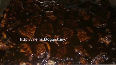 Resipi Kek Batik