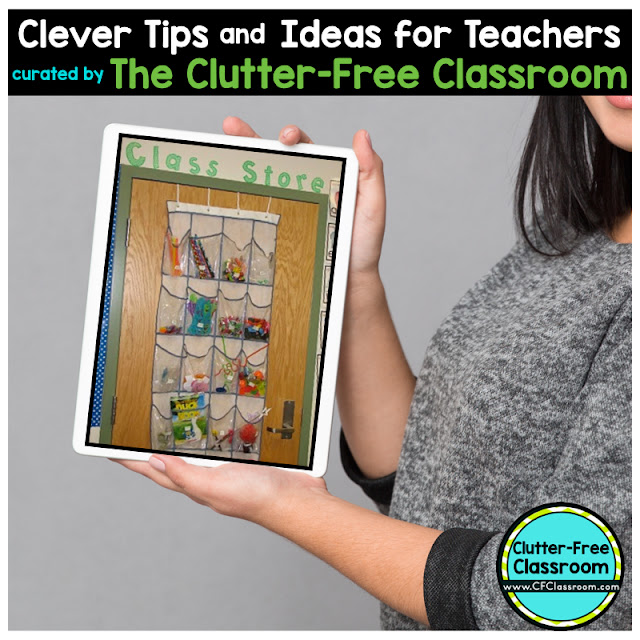 Are you wondering how to organize classroom prizes? Do you have a classroom store as a behavior incentive? This classroom organization tip will be helpful to elementary teachers.