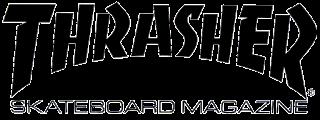 Thrasher Logo - Skateboarding Magazine