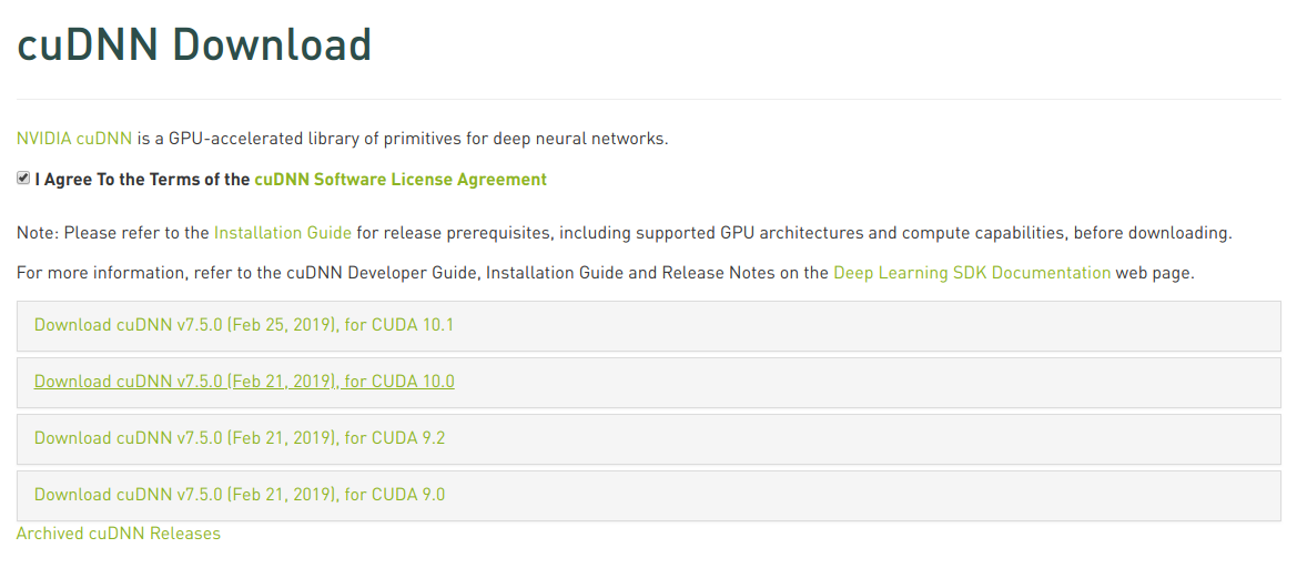 How To Install NVIDIA CUDA Deep Neural Network library