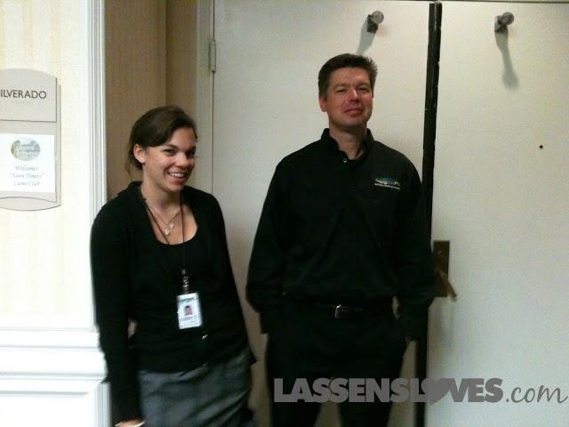 Lindsey+Duncan, Genesis+Today