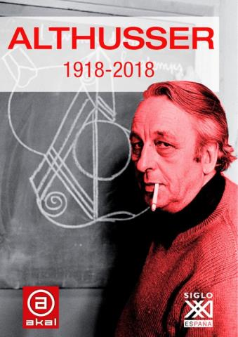 Althusser 1918-2018