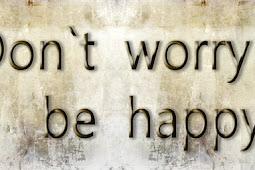 Jangan Kuatir! Percaya dan Berserahlah