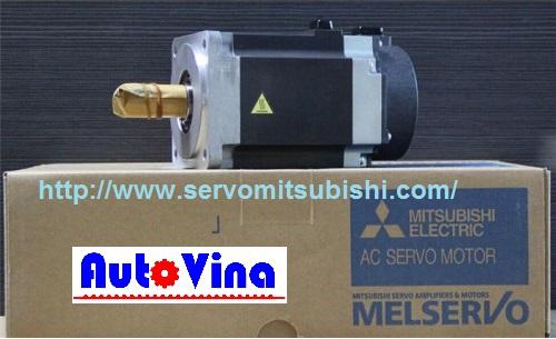 Tổng đại lý phân phối động cơ, bộ điều khiển AC Servo MR-JE-70A Mitsubishi, động cơ HF-KN73J , HF-KN73BJ