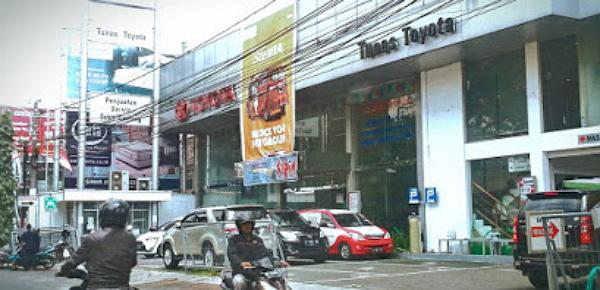 Tunas Toyota Gatot Subroto 1 Dari Daftar Dealer Toyota Di Bandung