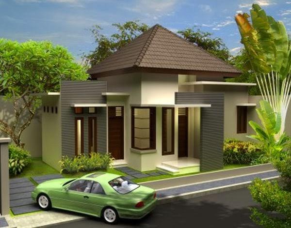 contoh desan rumah minimalis 4