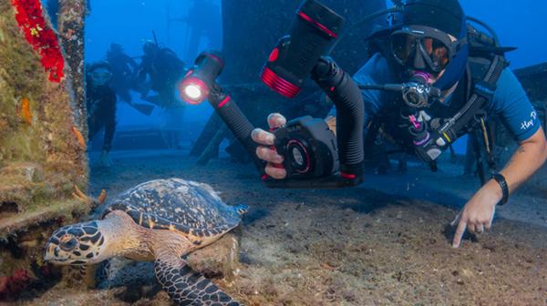 Kamera Tangguh untuk Aktivitas Underwater